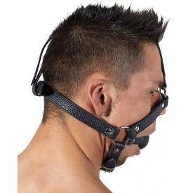 Кляп-намордник с фиксацией на голову Head Harness